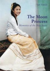 The Moon Princess /Anglais - Couverture - Format classique