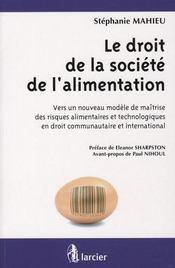 Régularisation des risques technologiques en droit communautaire et international - Intérieur - Format classique
