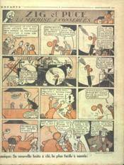 Dimanche Illustre N°279 du 01/07/1928 - Intérieur - Format classique