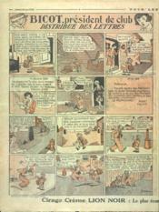 Dimanche Illustre N°279 du 01/07/1928 - 4ème de couverture - Format classique