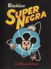 Super negra - Couverture - Format classique