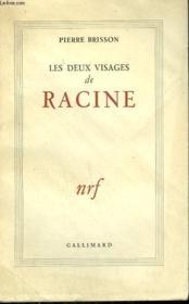 Les Deux Visages De Racine. - Couverture - Format classique