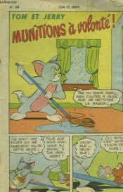 Tom Et Jerry. Mensuel N°108 - Couverture - Format classique