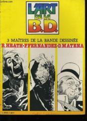 L'Art De La B.D. - Couverture - Format classique