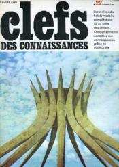 Clefs Des Connaissances - N°22 - Couverture - Format classique