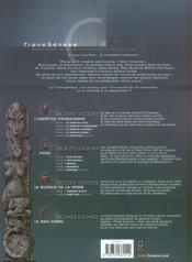 Fides T.4 ; Redemptio Transgenese - 4ème de couverture - Format classique