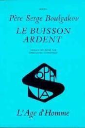 Buisson Ardent (Le) - Couverture - Format classique