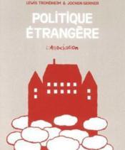 Politique etrangere - Couverture - Format classique