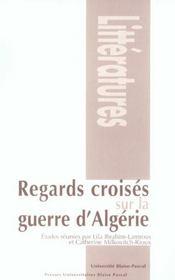 Regards croisés sur la guerre d'Algérie - Intérieur - Format classique