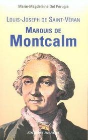 Marquis De Montcalm Louis-Joseph De Saint-Veran - Intérieur - Format classique