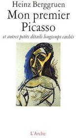 Mon premier Picasso et autres petits détails longtemps cachés - Couverture - Format classique