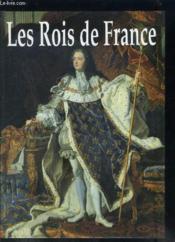 Les rois de france - Couverture - Format classique