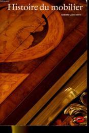 Histoire du mobilier - Couverture - Format classique
