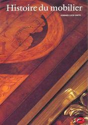 Histoire du mobilier - Intérieur - Format classique