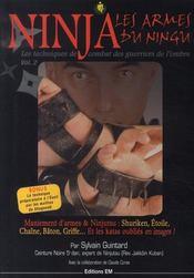 Ninja, les armes du ningu - Intérieur - Format classique