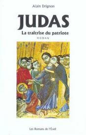Judas ; la traitrise du patriote - Intérieur - Format classique