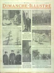 Dimanche Illustre N°280 du 08/07/1928 - Couverture - Format classique