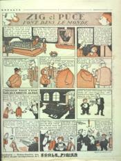 Dimanche Illustre N°280 du 08/07/1928 - Intérieur - Format classique
