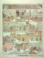 Dimanche Illustre N°280 du 08/07/1928 - 4ème de couverture - Format classique