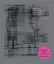Detail In Contemporary Residential Architecture /Anglais - Couverture - Format classique