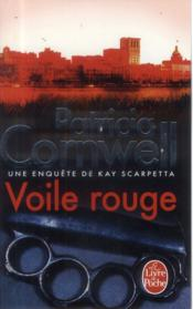 Voile rouge  - Patricia Cornwell