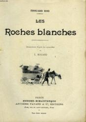 Les Roches Blanches. Collection Modern Bibliotheque. - Couverture - Format classique