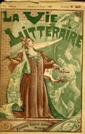 Le Triomphe De L'Innocence. La Vie Litteraire. - Couverture - Format classique