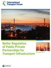 Better Regulation of Public-Private Partnerships for Transport Infrastructure - Couverture - Format classique