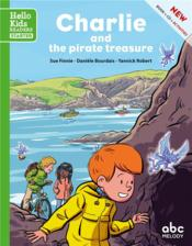 Vente livre :  Charlie and the pirate treasure  - Daniele Bourdais/Su - Daniele Bourdais/Sue - Yannick Robert - Sue Finnie - Daniele Bourdais