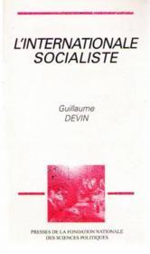 L'Internationale Socialiste, 1945-1990 - Couverture - Format classique