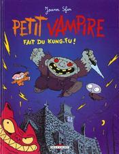 Petit Vampire t.2 ; Petit Vampire fait du kung-fu - Intérieur - Format classique