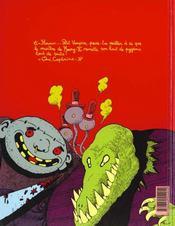 Petit Vampire t.2 ; Petit Vampire fait du kung-fu - 4ème de couverture - Format classique