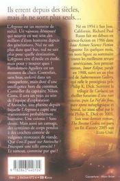 La nef des fous - 4ème de couverture - Format classique