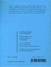 Les vierges maris - 4ème de couverture - Format classique