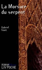 La Morsure Du Serpent - Couverture - Format classique