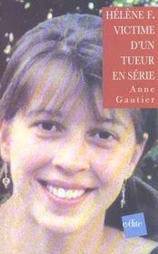 Hélène f victime d'un tueur en série - Intérieur - Format classique