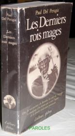Les derniers rois mages - Couverture - Format classique