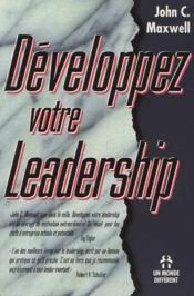 Developpez Votre Leadership - Couverture - Format classique