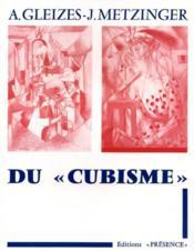 Du cubisme - Couverture - Format classique