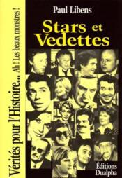 Stars et vedettes - Couverture - Format classique