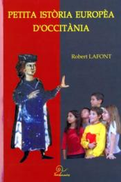 Petita istoria europea d'occitania - Couverture - Format classique