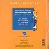 Je Decouvre Les Actions - 4ème de couverture - Format classique