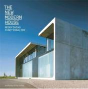 The New Modern House (Paperback) /Anglais - Couverture - Format classique