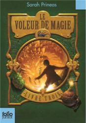 Le voleur de magie t.3 - Couverture - Format classique