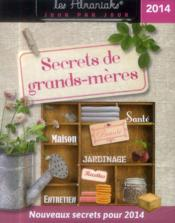 Vente  Secrets de grands-mères 2014  - Collectif