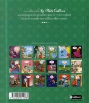 La princesse et le crapaud - 4ème de couverture - Format classique