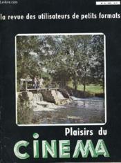 Plaisirs Du Cinema N°15 - Couverture - Format classique