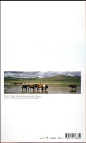 Feu nomade et autres poèmes - 4ème de couverture - Format classique