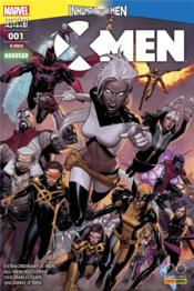 Vente livre :  X-MEN N.1  - Inhumans Vs X-Men - X-Men