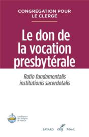 Vente  Le don de la vocation presbytérale  - Collectif